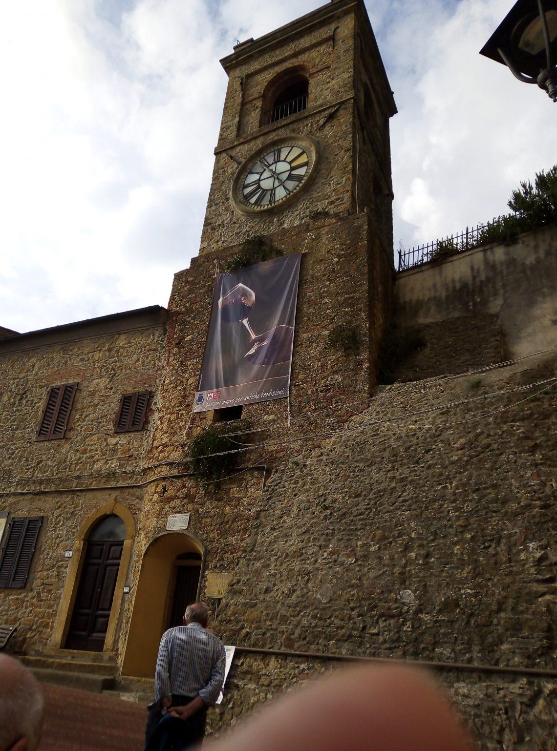 14 - 18 ottobre 2019 - Trekking in Toscana - Auser